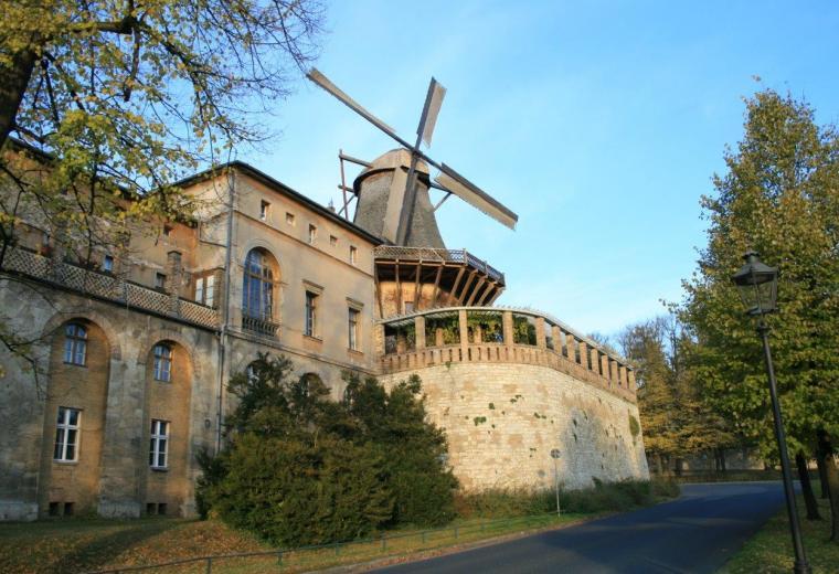 Märchenzeit in der Historischen Mühle von Sanssouci