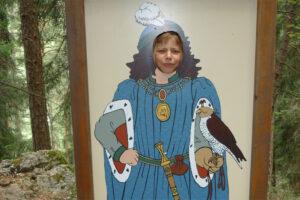 Kindergeburtstag für Ritter und Burgfräulein