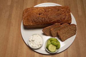 Lecke­res Brot sel­ber backen