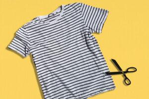 Aus T‑Shirt wird Tasche