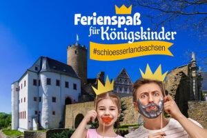 Ferienspaß für Königskinder
